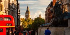London's Sights & Sounds Family Tour