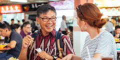 Singapore's Tasty Tour for Little Foodies