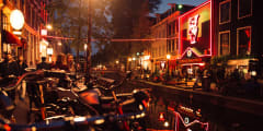 Red Light District with a Local Tour