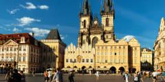 Family Introduction: Prague's Kickstart Tour