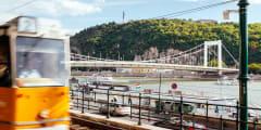 Family Introduction to Budapest: 90 mins Kickstart Tour