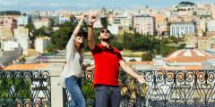 Lisbon's Kickstart Tour with a Local