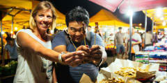 Discover the Best Local Food Spots @Night