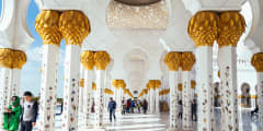 The Wonders of Abu Dhabi: Private Day Trip