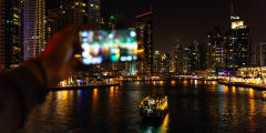 Dubai by Night Tour: A Magical Experience
