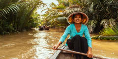 The Non-Touristy Mekong Delta Private Day Trip