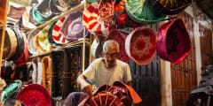 The Real Souks Experience: Artisans & Their Crafts