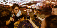 The Magic of Marrakech by Night tour