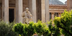 Gods, Myths & Tales of Athens with your Family