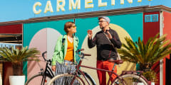 Local Beaches & El Poblenou: Private Bike Tour