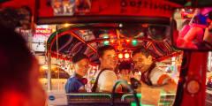 Taste the Magic of Bangkok by Night Tour