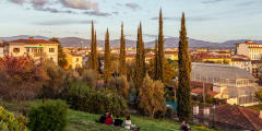 The Charms of Florence: Villas, Gardens & Prosecco