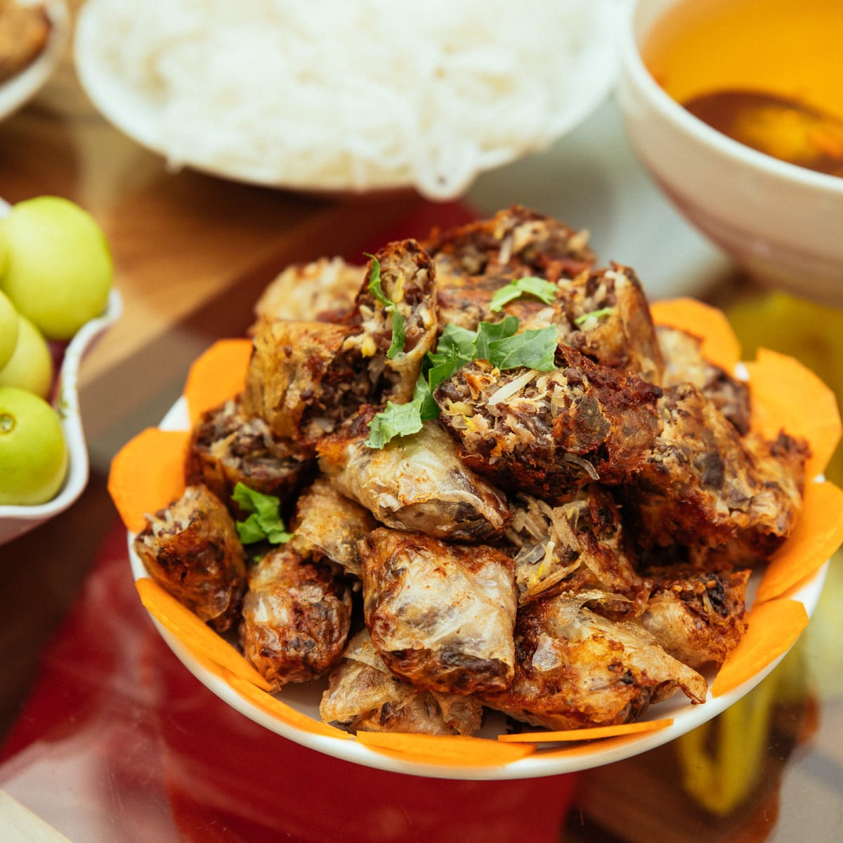 Cook authentic vietnamese food with a local family food - Authentic vietnamese cuisine ...