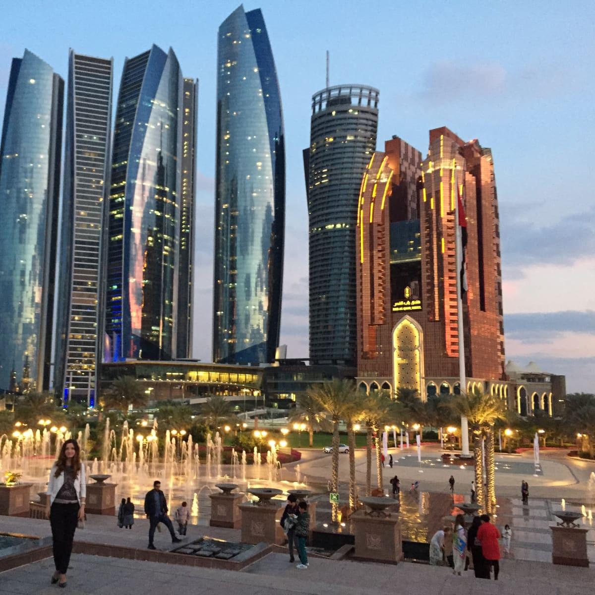 Magical Evening Abu Dhabi Tour
