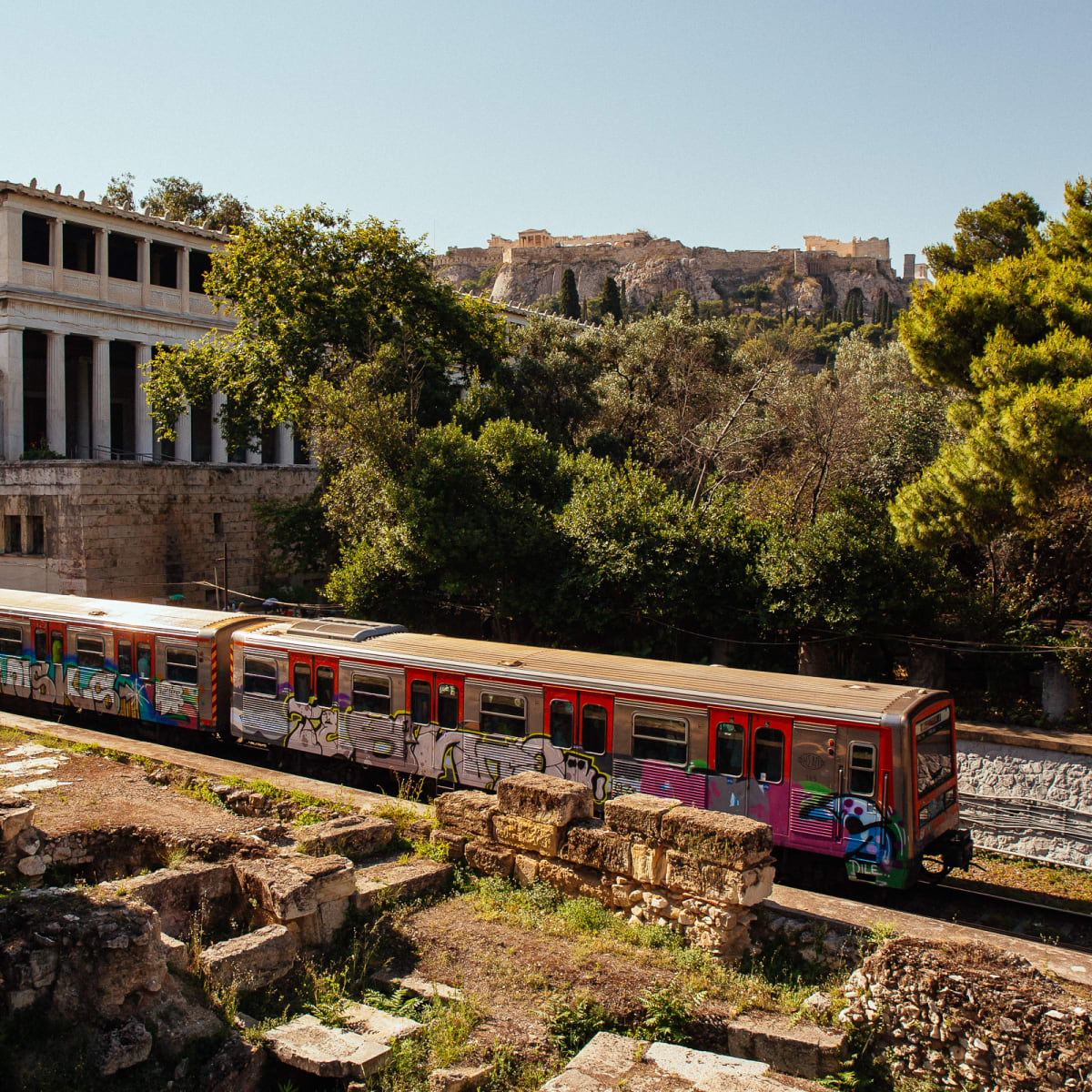 Athens' Hidden Gems & Best Views