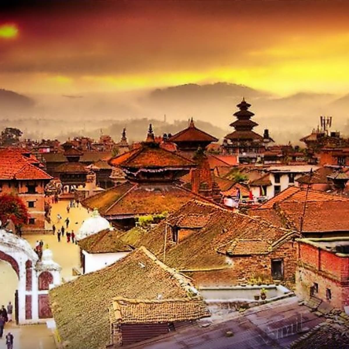 A Stay In The Ancient City Of Bhaktapur