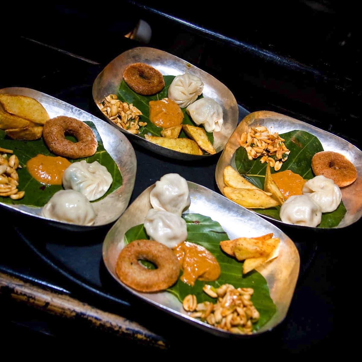 Nepalese Tattoo Inn Home: Local Organic Food In A Homey Setting