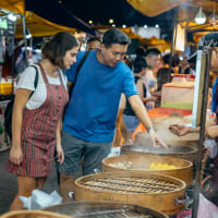 Discover the Best Local Food Spots at Night