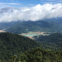 Enjoy a Panaromic View Atop Bukit Kutu At 1,053m Above Sea Level