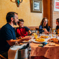 Magnífico! Barcas's best family food tour