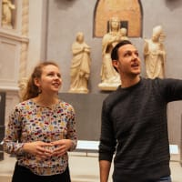 Art Tour of the Uffizi Gallery & its Collections