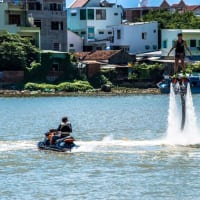 A New Exciting feeling: Flyboard in Vietnam!