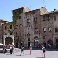Scenic Private Day Trip to San Gimignano