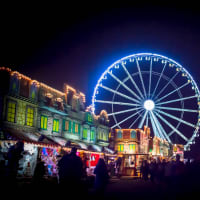 My Christmas Holiday Wish in London Walking Tour
