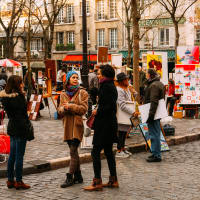 Dreaming Montmartre