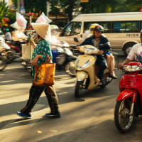 Motorcycle food tour in Ho Chi Minh City