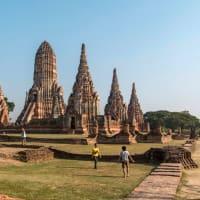 Discover ancient capital of Ayutthaya