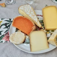 A cheese Tour of France
