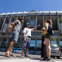 Private Bernabéu Skip the Line Tour