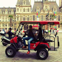 Fun and Atypic Parisian local tour