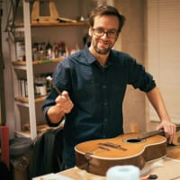 Luthier and touring guitar technician offering hands on experience in the field