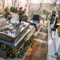 Père Lachaise - a walk through history with VIPs