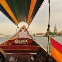 Tour Around the Klong - Long-tail boat & Tuk Tuk