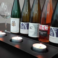German Wine Tasting