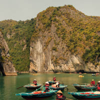 Private day Trip: Halong Bay's Treasures