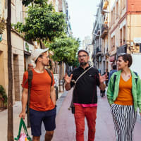 City Beaches & El Poblenou: Private Bike Tour