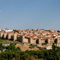 Day Trip to a Village in Avila province