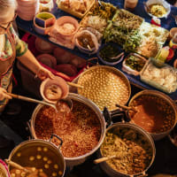 Evening Chiang Mai Street Food  Tour