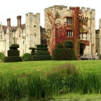 A Day Trip to Beautiful Hever Castle