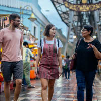 Discover Chinatown: Culture, Food & Cocktail Making