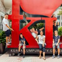 Kickstart Family Tour in Kuala Lumpur