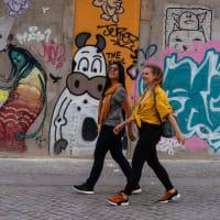 Cool Street Art Tour in Porto