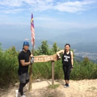 Fun & Challenging Hike up Raka Hill
