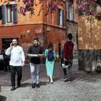 Hidden Places Movie locations walking tour in Rome