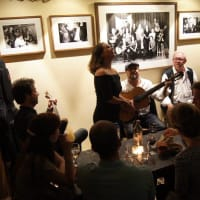 History walk and dinner with live Fado