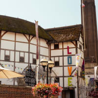 Shakespeare's London and Borough Market Lunch
